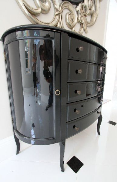 High Gloss Lacquer Paint Furniture | View Original Image )