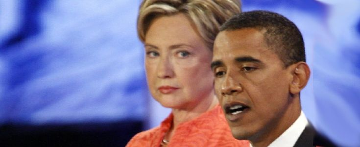 Hillary Clinton begins 'Operation: Throw Obama under the bus' on foreign policy failures » The Right Scoop -