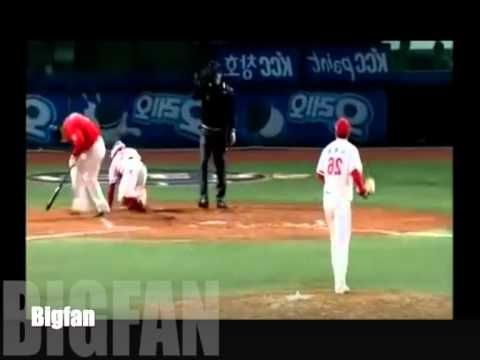 벤치클리어링 - 대한민국 스포츠