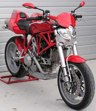 My Naked Multistrada - Speedzilla Motorcycle Message Forums