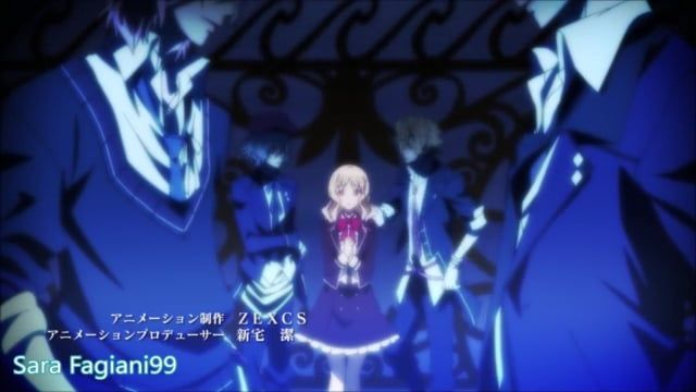 """Hey guys! ^_^  Here you have the 1st opening from the anime """"Diabolik Lovers - More , Blood"""".  I hope you'll like it!   (I don't own anything, all the rights belong to their respective authors and owners.)  SUBSCRIBE and LEAVE a LIKE FOR MORE! :D  Vidme page: vid.me/Sara_Fagiani99 YouTube channel: youtube.com/channel/UCiBWG-jsgGjF8F3S3l9Tm1A Vimeo channel: vimeo.com/channels/sarafagiani99vimeochnnel DeviantArt profile: potterlyokoviking.deviantart.com"""