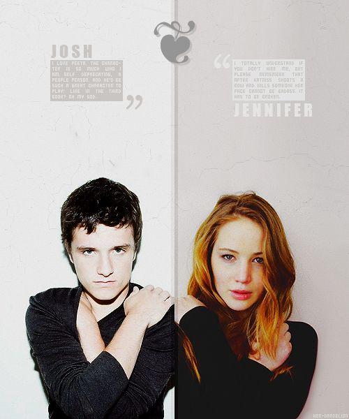 Josh and Jenn.