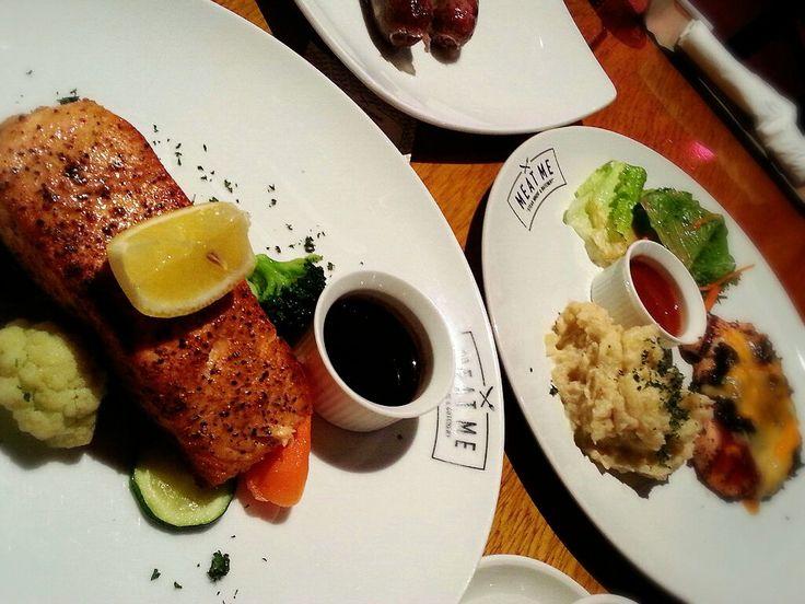 Makan di Meat Me Steakhouse and Butchery yang menggugah selera #SuperMeatLover