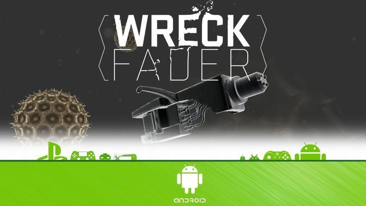 Wreck Fader - First Look (Android Gameplay)