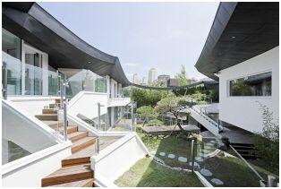 가온재 - IROJE KHM Architects