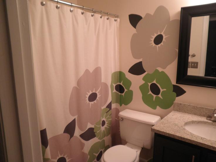 Bathroom love.....