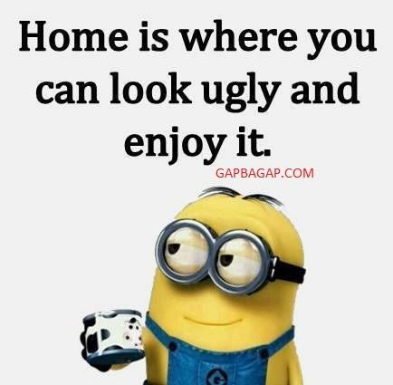 """24 New Funny Minion Quotes to Love I said, """"oh that's why they waved back!"""" They keep separating! I'm so sad for them, honestly. Officer, I am just being proactive with my driving. Maybe a better question is """"Who isn't ready for Friday""""? Tricky, tricky. You should see the show going on up there! And …"""