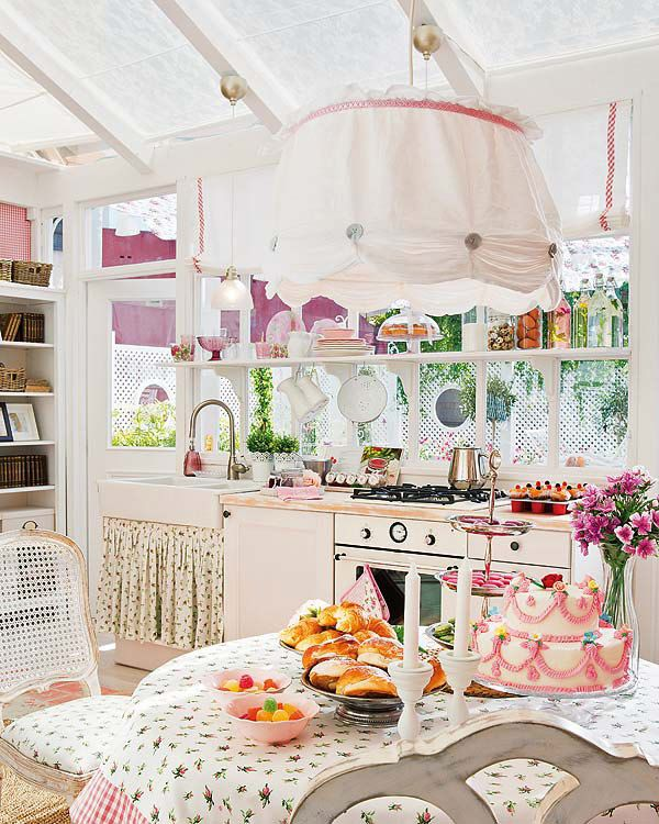 Cozinha e Sala de Jantar Integradas
