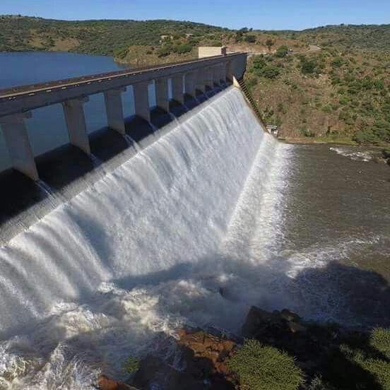 Taung dam ( Bloemfontein)