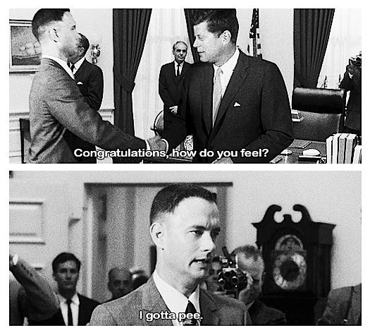 Famous Tom Hanks Movie Quotes: 50 Best Peas, Carrots, Shrimp, Chocolate And Ice Cream