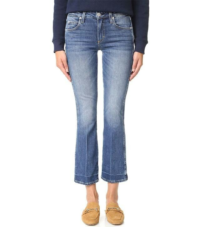 AMO Jane Micro Flared Jeans ($264.00)