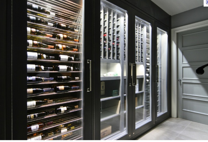 Love The Glass Door And Lighting But I Want My Quot Closet Quot To