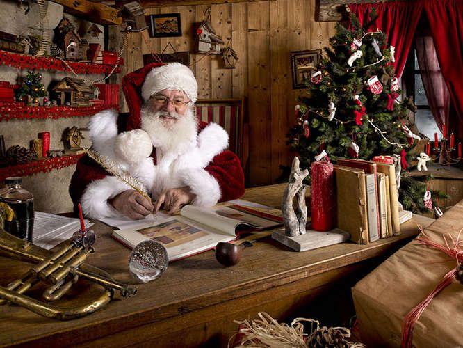Le Hameau du Père Noël - Le Petit Pays