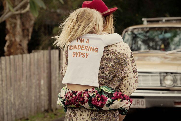 Gypsy ride.