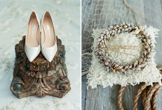seashell crown: