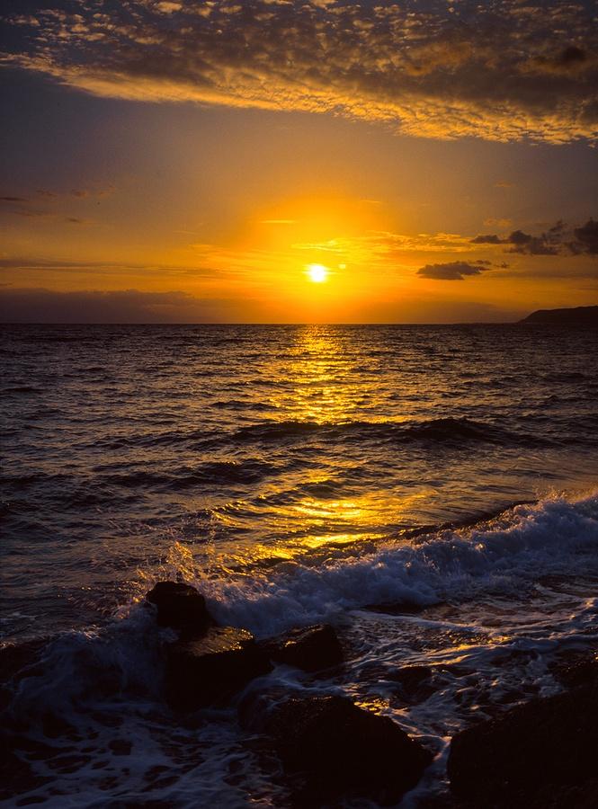 Diakofto Sunrise, Achaias, Greece