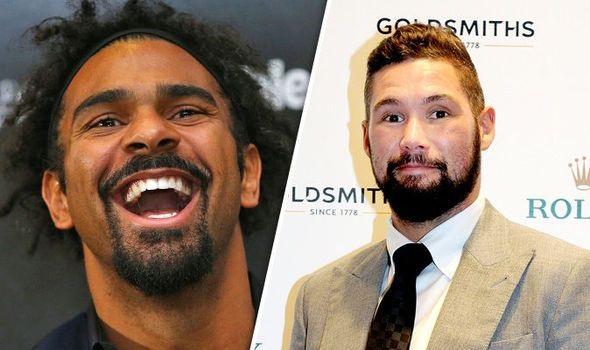 Tony Bellew claims he knew about David Haye's injury and reveals why he can't cancel fight