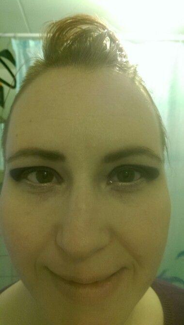De oogschaduw creme van Oriflame