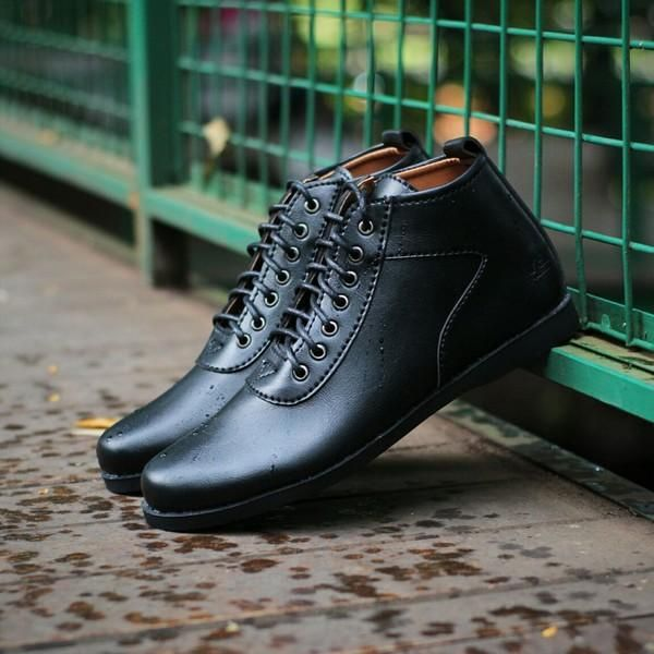 Sepatu Pria Casual Boots Formal Pantofel Vantofel Pantopel