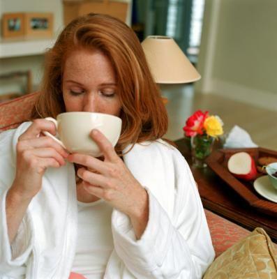 Digestion of Gotu Kola Tea
