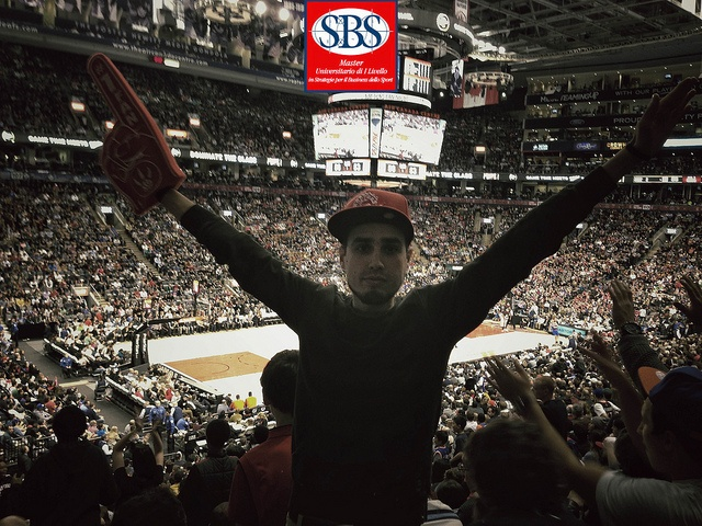mastersbs, amazing, tifoso, toronto, raptors, air canada centre, sport business, strategy
