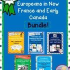 This First Nations and Europeans in New France and Early Canada Bundle is a comprehensive resource intended to support the Grade 5 2013 Ontario Cur...