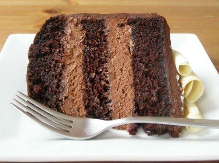 Recheio para bolo mousse http://cybercook.com.br/recheio-de-chocolate-para-bolo-r-12-58993.html