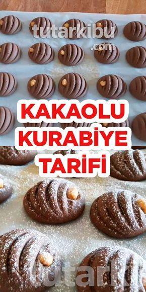 Kakaokekse Rezept   – Şekerlemeler