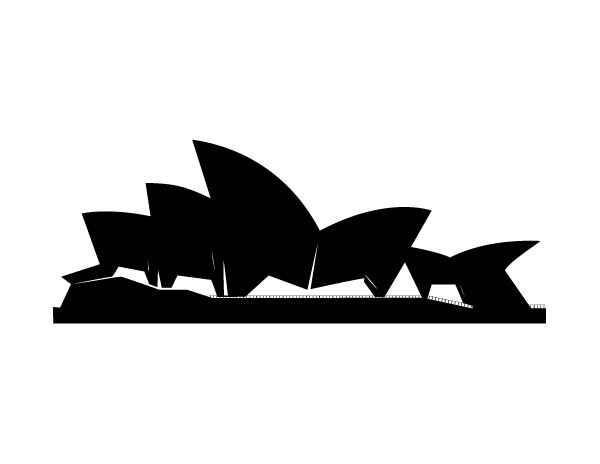 sydney opera house vector - Google Search | Vision Board | Pinterest ...