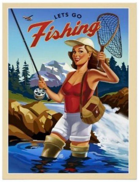 Пин от пользователя Мой Хопёр на доске Fishing Pin-up ...
