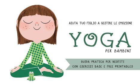 Yoga per bambini | MiniFactory
