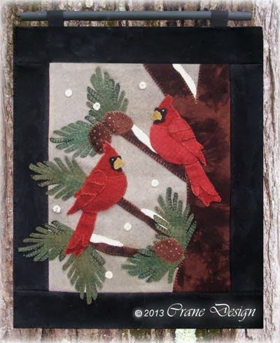 1503 Best Wool Felt Images On Pinterest Felt Applique
