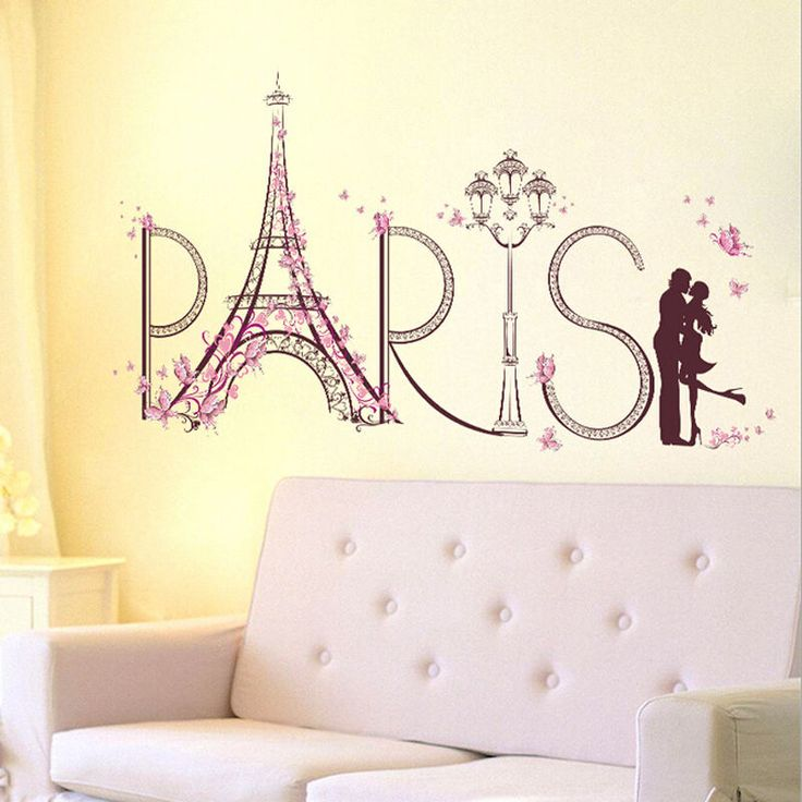 Paris Decals Wall Art 120 best paris ooh la la images on pinterest | paris rooms