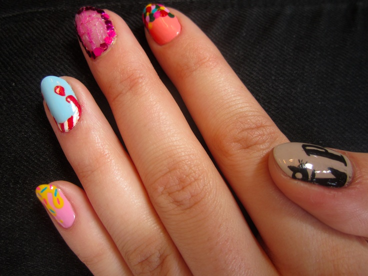 Katy Perry Nails Designs Choice Image Easy Nail Designs For