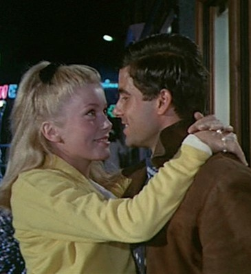 "Catherine Deneuve and Nino Castelnuovo-  ""Les Parapluies de Cherbourg"""