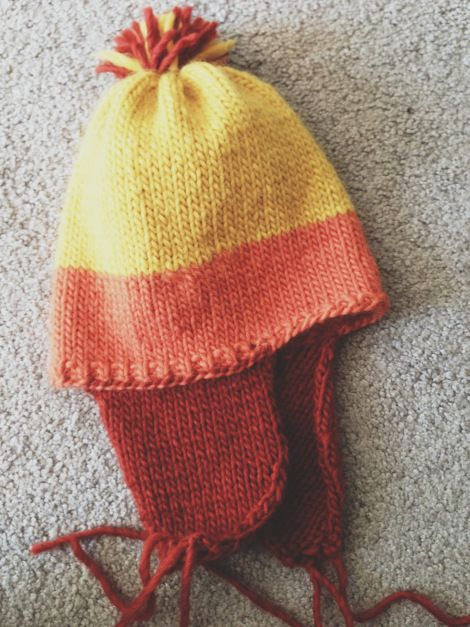 Loom Knit Baby Hat With Ear Flaps : Jayne cobb earflap hat knit patterns knitting
