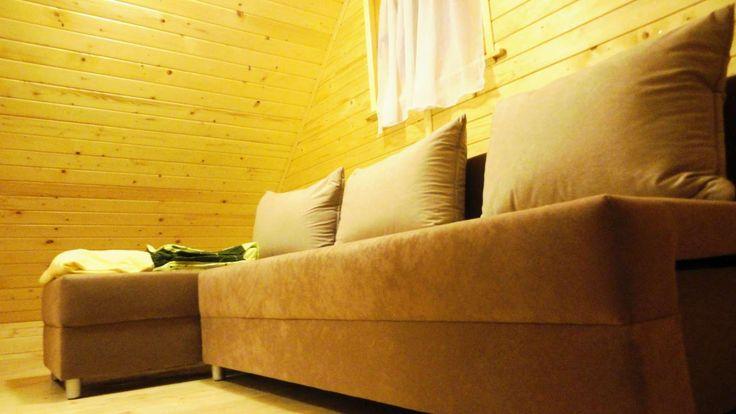 Zdjęcia domków całorocznych w Bieczu | Wczasy pod gruszą Pokój na piętrze: http://www.domkiwbeskidach.pl/domek-w-gorach.html