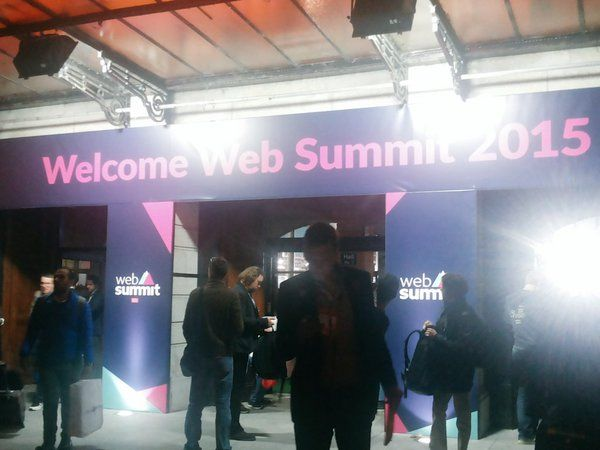 Dublin Web Summit 2015 #websummit