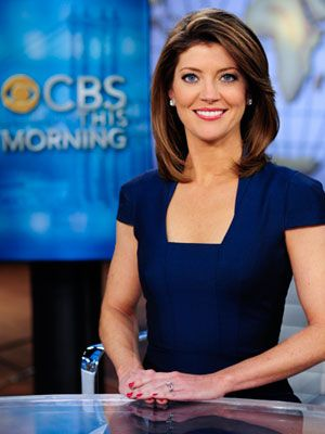 CBS Cohost Norah O'Donnell's Favorite Things - Norah O'Donnell Interview - Marie Claire (see quote)