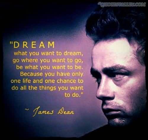 James Dean!