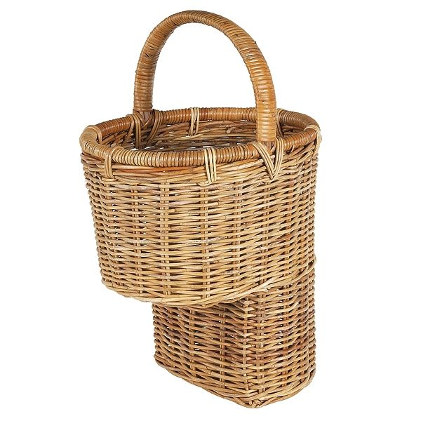 Traditional Step Basket