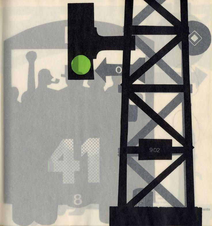 Картинки по запросу Bruno Munari. «Nella nebbia di Milano»