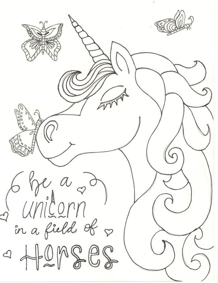 Coloring Pages for Girls 10 Beautiful and Inspirational ...