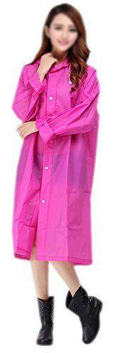 October Elf Women Ladies Hooded Raincoat EVA Rain Jacket ... https://www.amazon.com/dp/B01HPEZDB4/ref=cm_sw_r_pi_dp_x_FfzRxbAFTPG1M