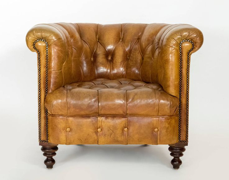 Leather Chesterfield Armchair 2   # SILLONES!   Pinterest   Leather  Chesterfield, Chesterfield And Armchairs