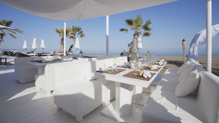 International Restaurant | Purobeach Marbella