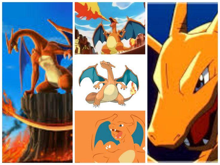 Charizard(Flame Pokémon)