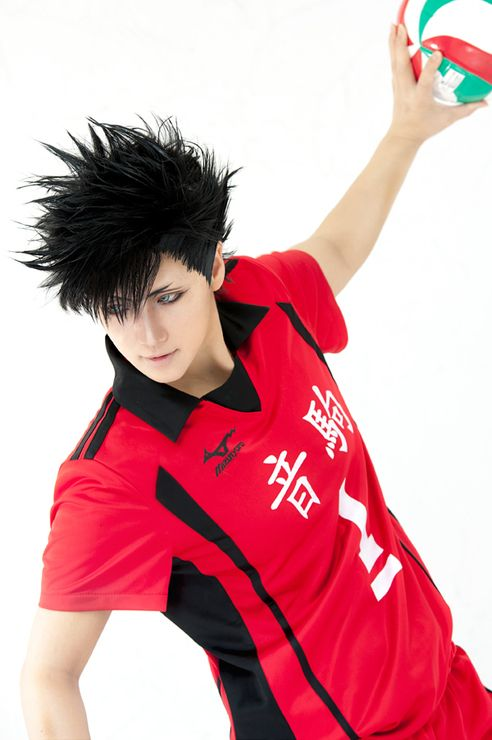 Teturo Kuroo (Haikyu!!) by REIKA  Dear REIKA, Please hand me back my heart now.  Sincerely, Me