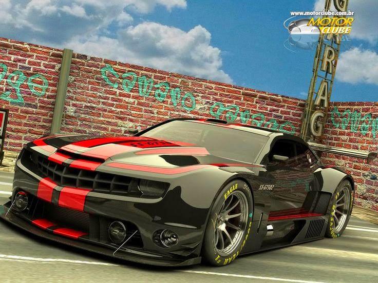 Chevrolet Camaro SS GTS