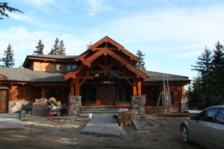 timber frame house plans | timber frame & log homes